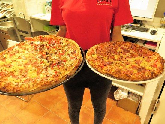Pizzerías en Palmira